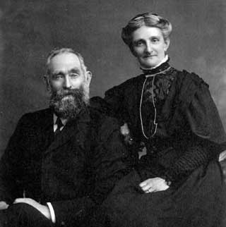 John And Elizabeth Kane