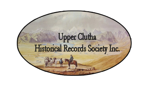 UCHRS - Upper Clutha Historical Records Society